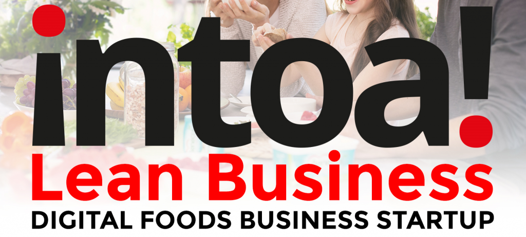 Digital Foods Business Startup to its next phase: Apply!