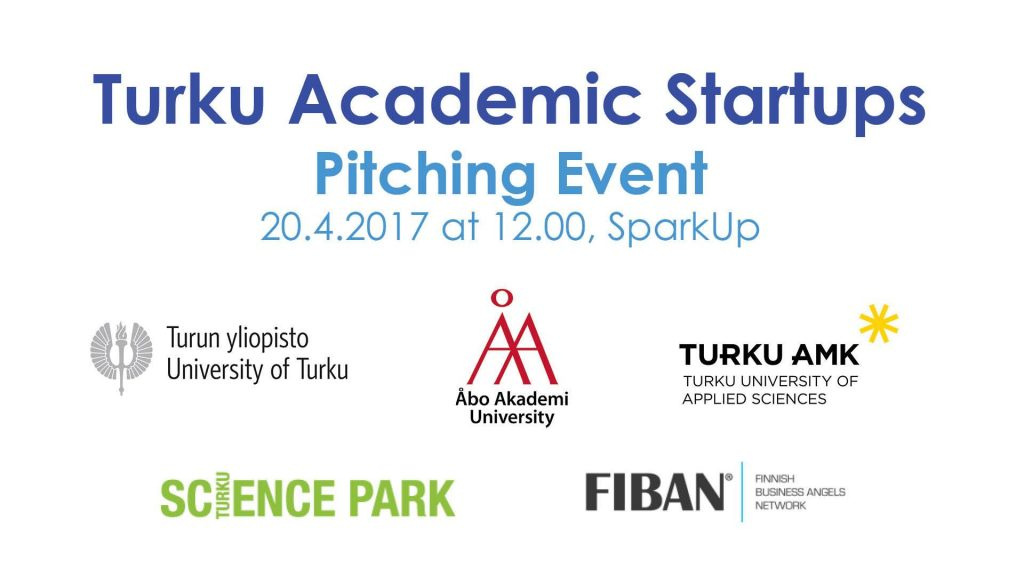 Turku Academic Startups Pitching Event