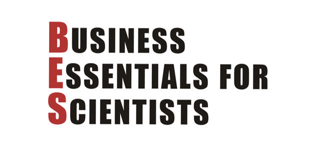 Business Essentials for Scientists (BES) 8.-24.10.2019