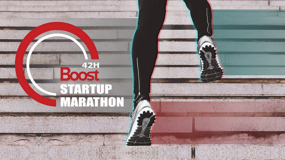 Speed up your startup and join in Boost Startup Marathon spring 2019 !