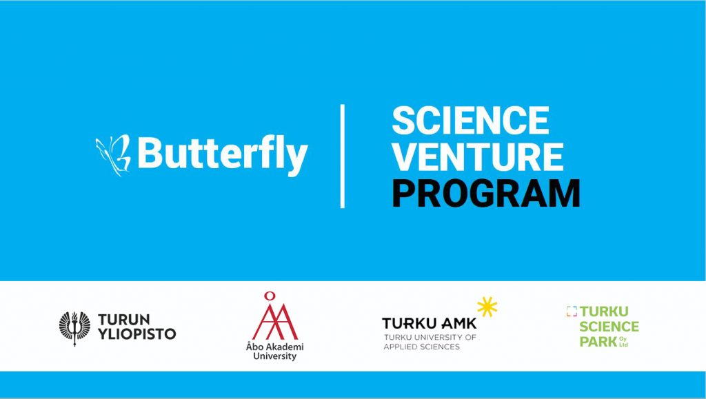 Science Venture Program Bootcamp by Butterfly Ventures, March 28th at 9-12 @ICT-city, C1027 Lambda