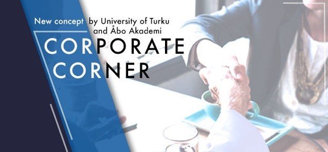 Save the Date! Corporate Corner on 6th of November, 2019