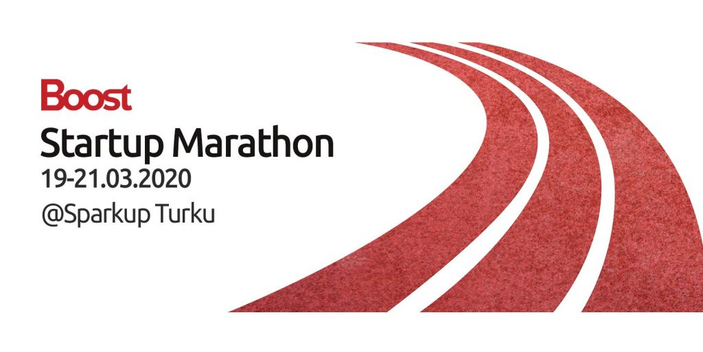 Speed up your startup and join in Boost Startup Marathon spring 2020!